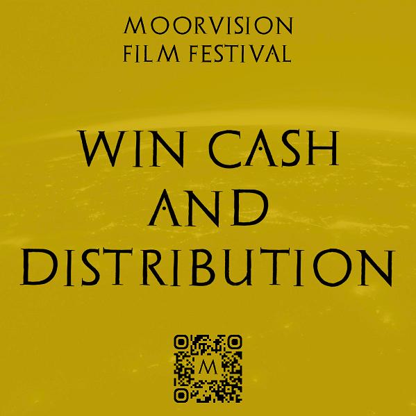 MOORvision Film Festival flyer